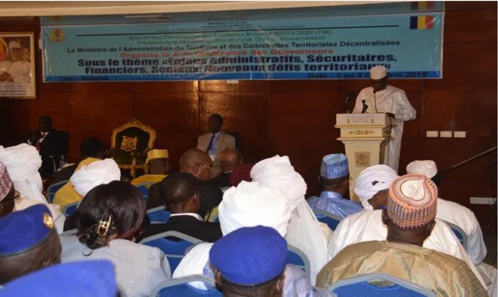 Calendrier Electoral 2019.Tchad Ceni Idriss Deby Rejette A Nouveau Le Calendrier
